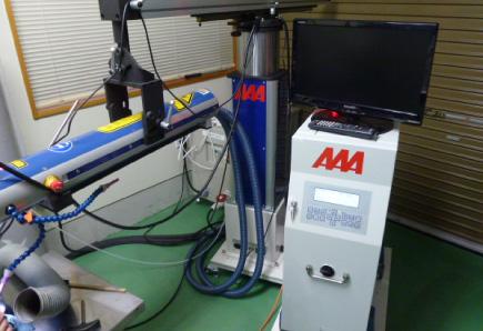 今井技巧の機械設備・溶接・研磨機器