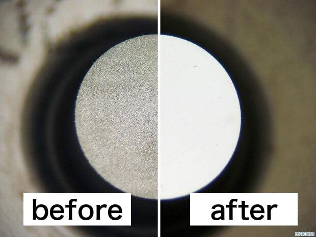 放電加工後にも鏡面仕上げを行うことが可能です